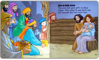 The Story Of Christmas.The Story Of Christmas Scanpublishing Dk