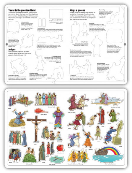 People Of The Old Testament Scanpublishing Dk