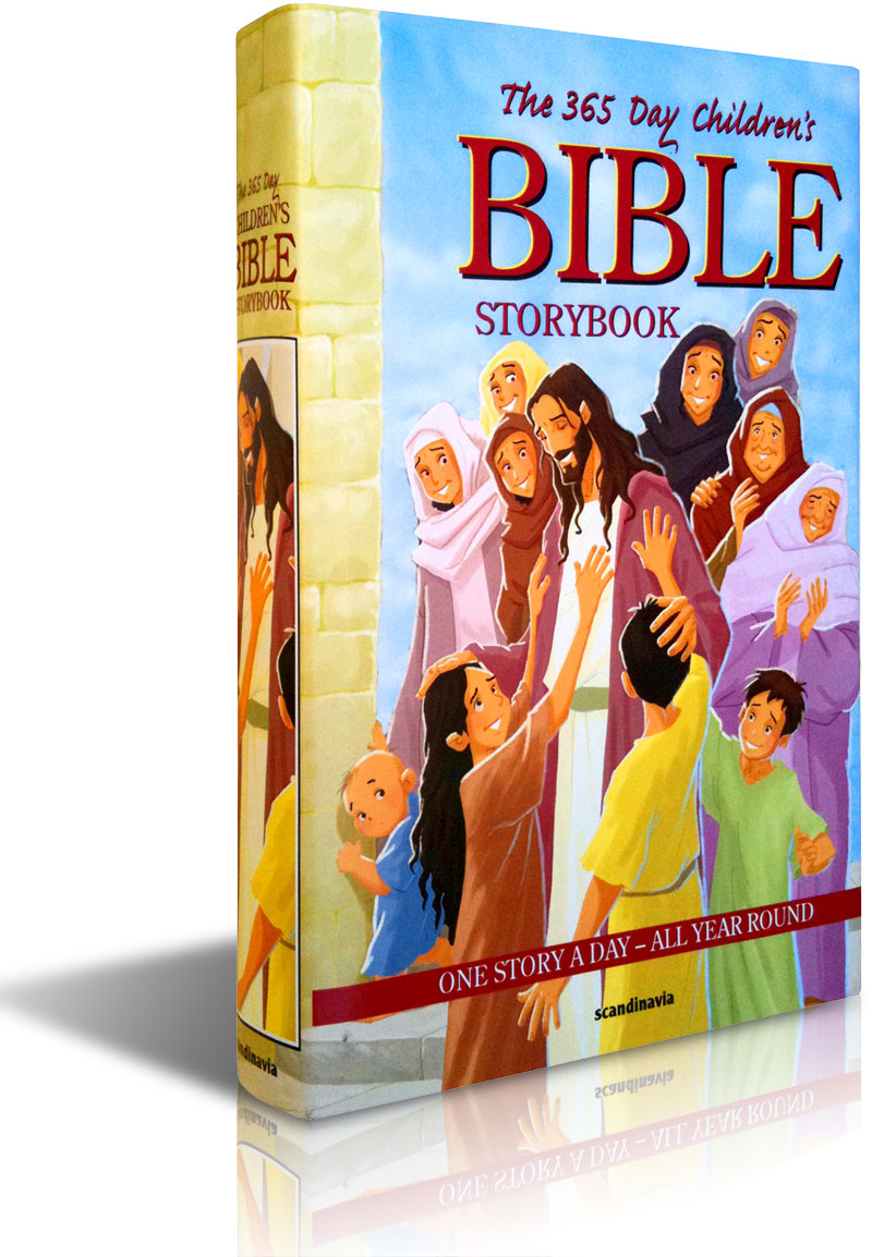 the 365 day children u0027s bible storybook scanpublishing dk