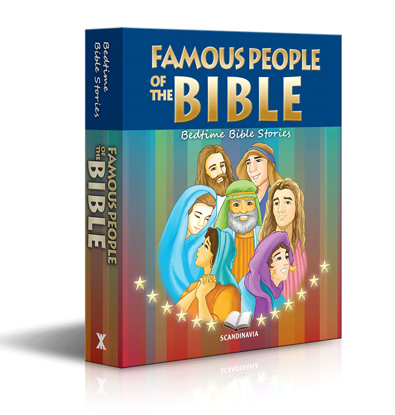Famous People of the Bible - Sph as