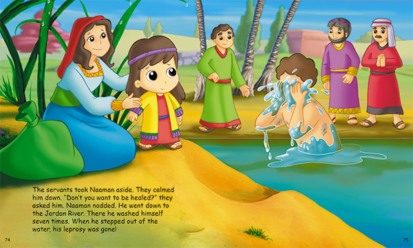 Children in the Bible - Sph as