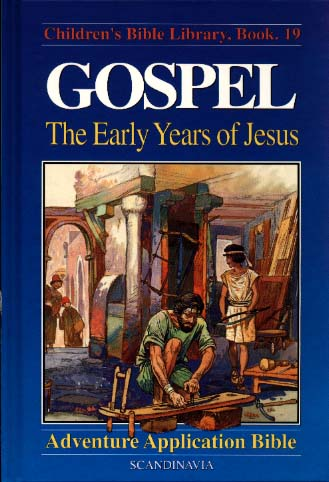 The Adventure Story Bible Series Sph As