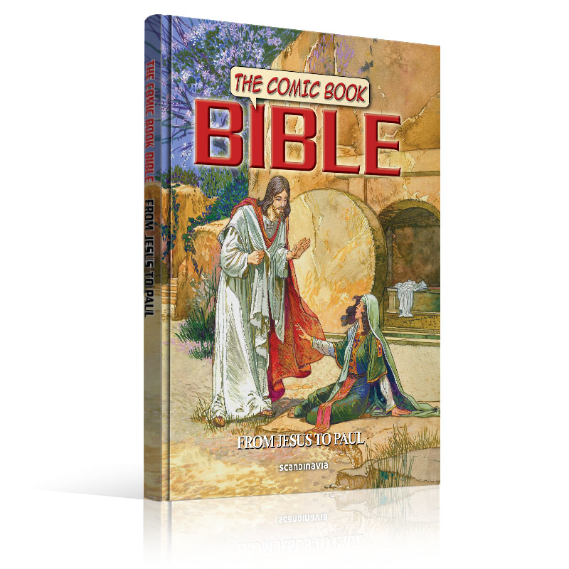the comic book bible series sph as