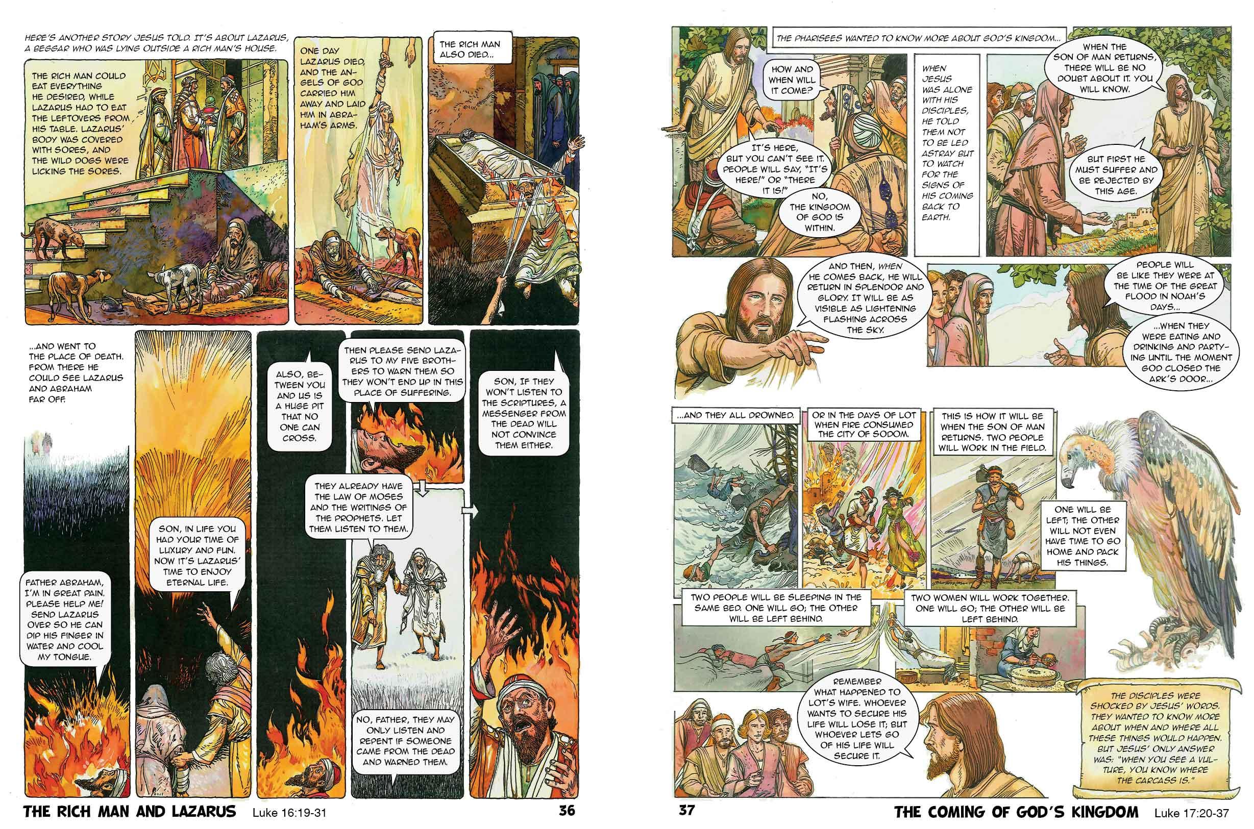 Comics Stories Pdf