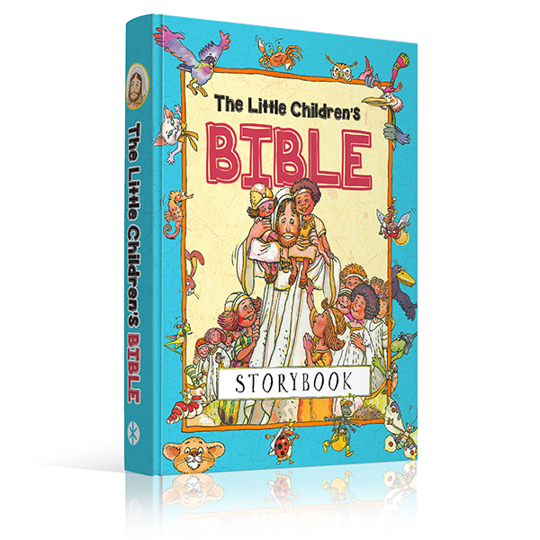 The Little Children's Bible Storybook - Sph as