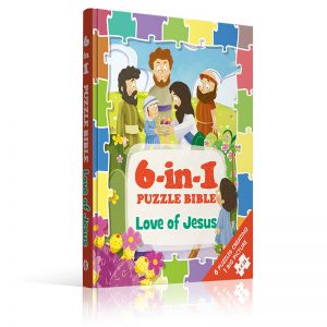 6-in-1 Puzzle Bibles | Jigsaw puzzle Bible - Sph.as