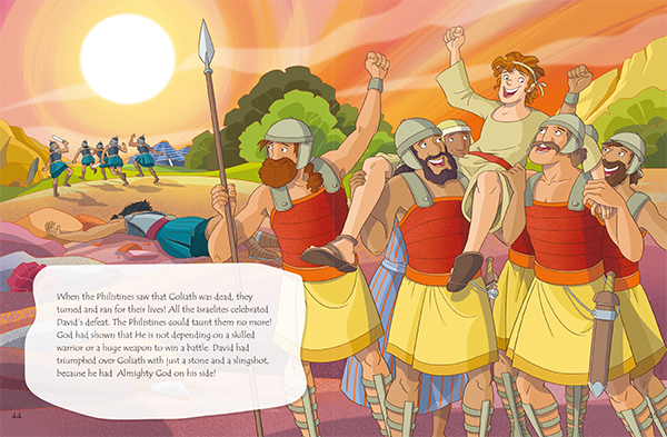 Bedtime Bible Stories | Bible for Children - Sph as