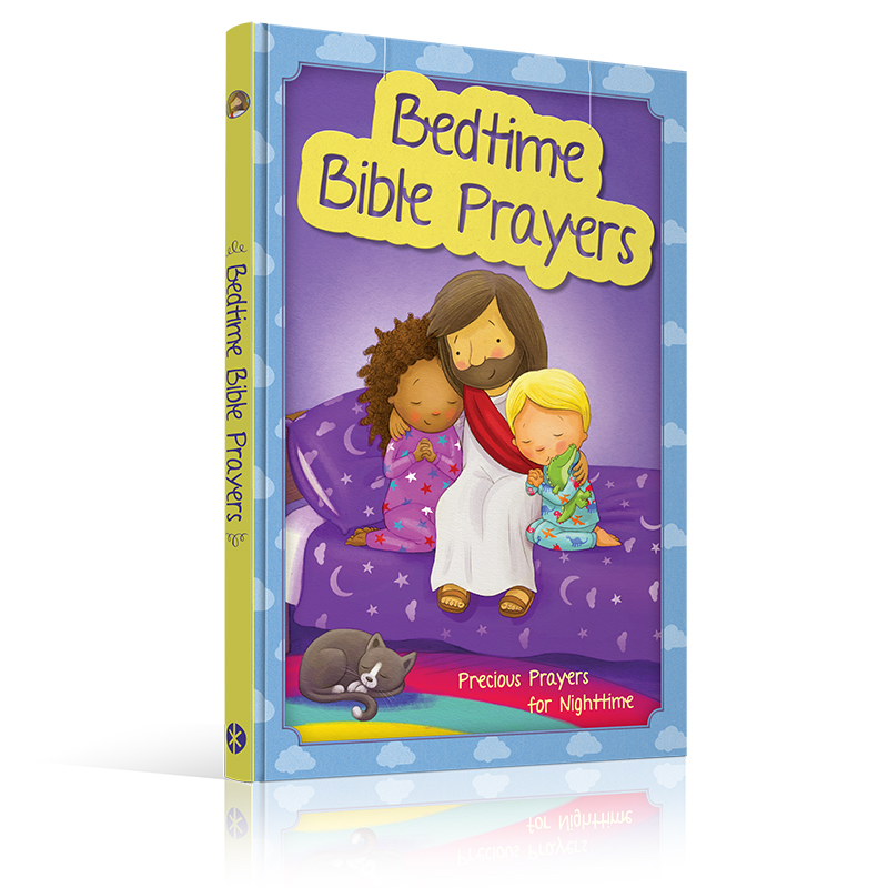 Bedtime Bible Prayers | Prayers for Children - Sph as