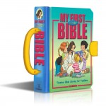 My First Handy Bible 3D cover